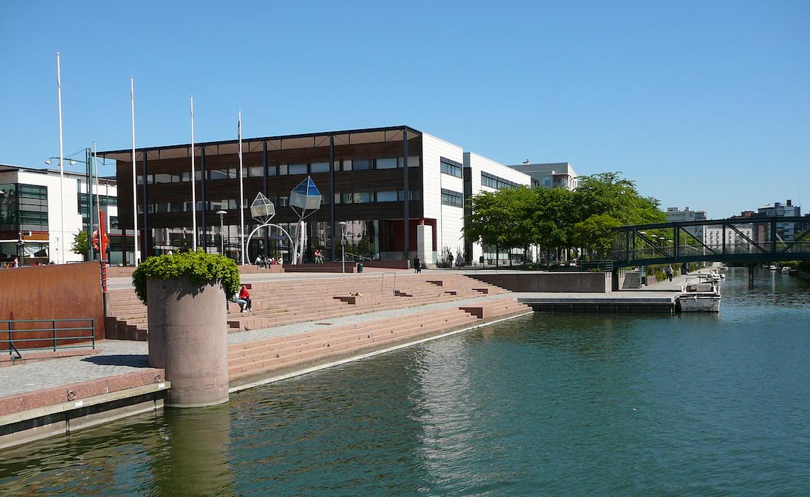 Helsingin Konservatorion rakennus